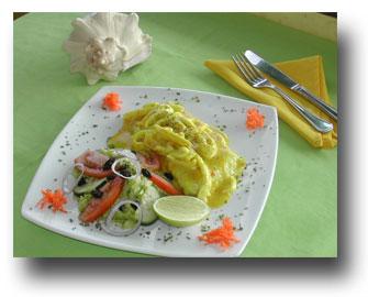 La dolce vita for Azafran cuban cuisine